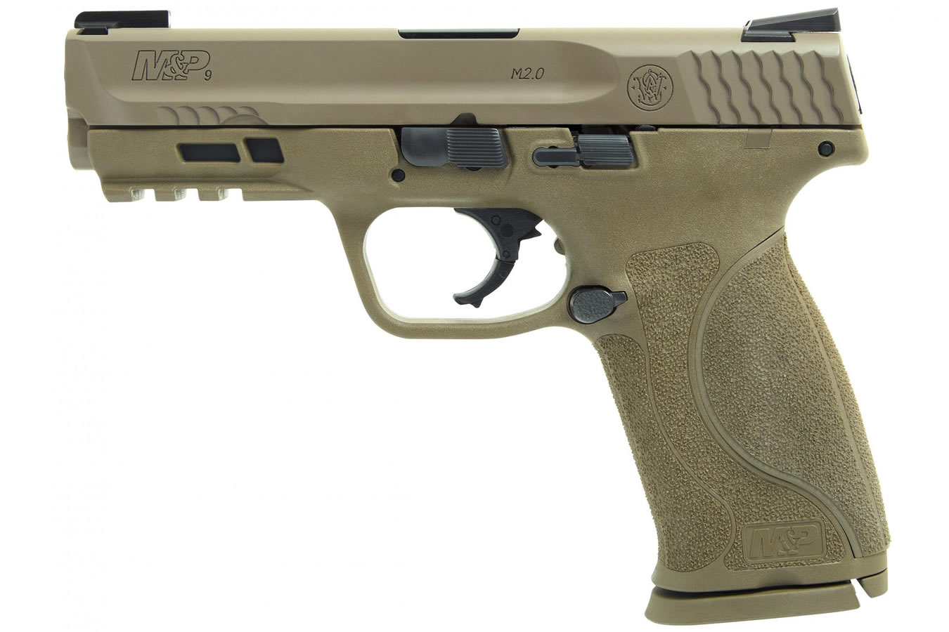 MP9 M2.0 9MM FDE W/ TRUGLO TFX SIGHTS