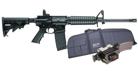 SMITH AND WESSON MP15 SPORT II 5.56 PACKAGE