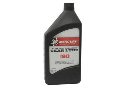 HIGH PERFORMANCE GEAR LUBE SAE 90
