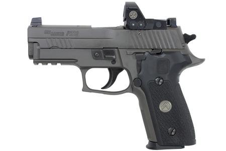 P229 LEGION 9MM WITH ROMEO1 SIGHT