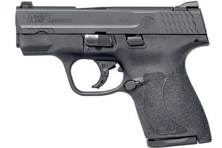 SMITH AND WESSON MP40 SHIELD M2.0 40SW NO THUMB SAFETY