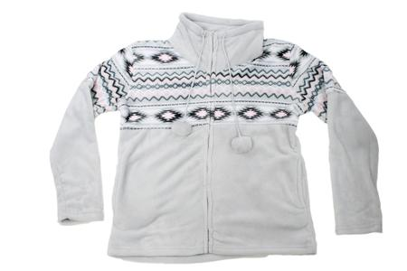 AZTEC FULL ZIP SWEATER