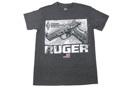 RUGER RAP WHITE OUT TEE