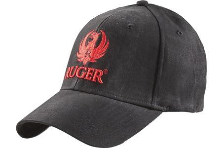 RUGER 3-D LOGO CAP