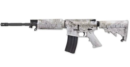 WINDHAM WEAPONRY WW-15 SRC 5.56 FLAT-TOP KINGS SNOW CAMO