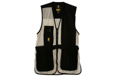TRAPPER CREEK SHOOTING VEST LH