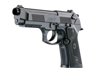 BERETTA ELITE II BLACK
