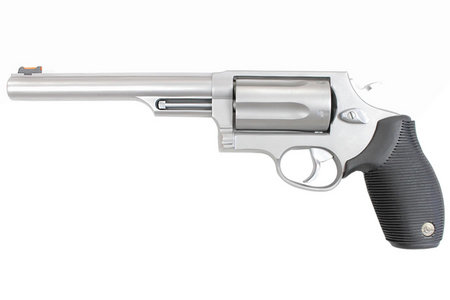 JUDGE .45/.410 6.5 IN STAINLESS REVOLVER