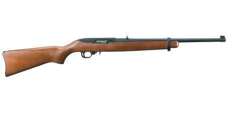 RUGER 10/22 CARBINE 22LR WOOD STOCK