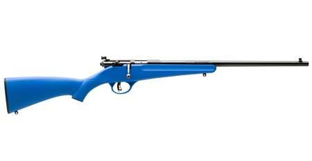 RASCAL YOUTH 22 LR RIFLE BLUE