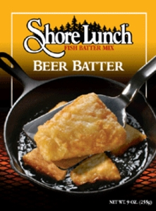 BEER BATTER FISH BREADING MIX