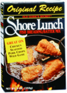 FAMILY SIZE ORIGINAL FISH BREADING MIX