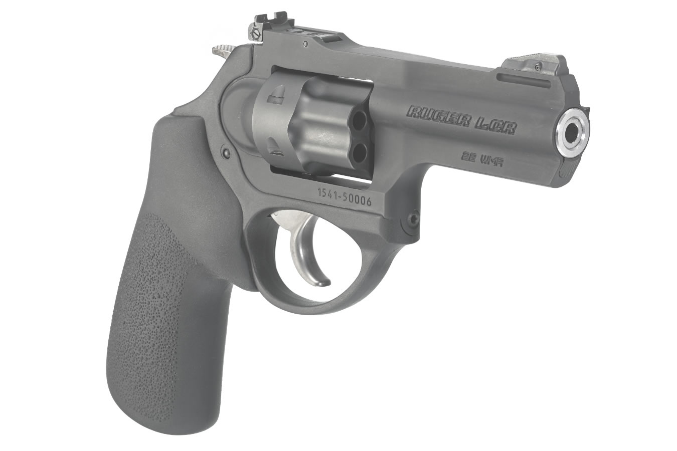 LCRX 22WMR DOUBLE-ACTION REVOLVER