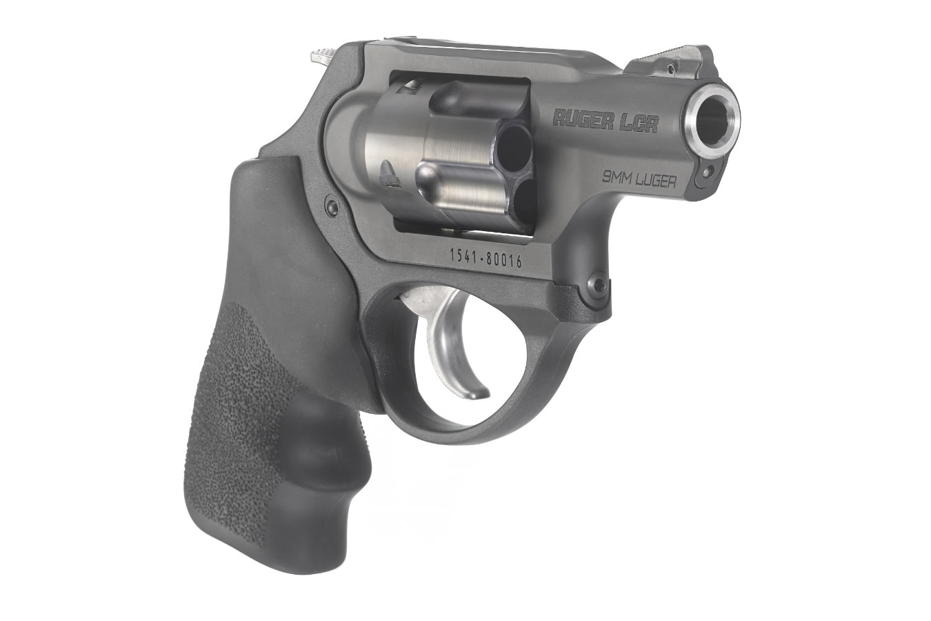 LCRx 9mm Double-Action Revolver with 1 87-Inch Barrel