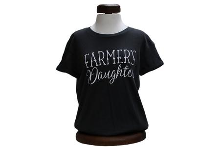 FARMERS DAUGHTER TEE
