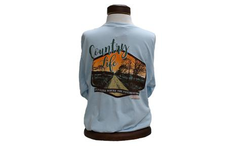 COUNTRY LIFE L/S TEE