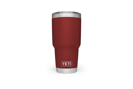 RAMBLER 30OZ. W/MS LID BRICK RED