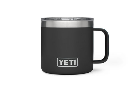 RAMBLER 14OZ. MUG BLACK