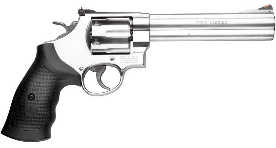629 CLASSIC 44MAG 6.5-IN STAINLESS (LE)