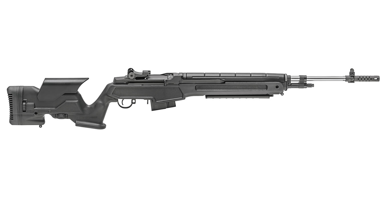 M1A Loaded 6 5 Creedmoor with Precision Adjustable Stock and Stainless  Barrel