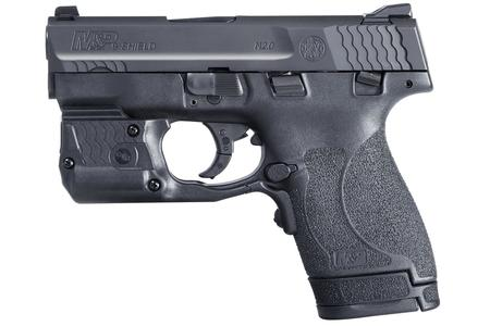 SMITH AND WESSON MP9 SHIELD M2.0 9MM LASERGUARD PRO COMBO