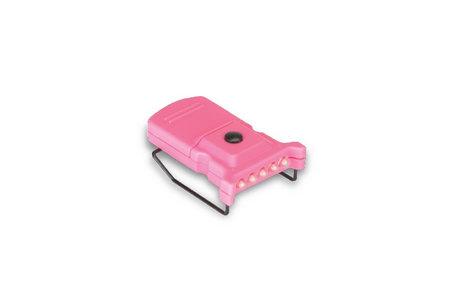 GSM Pink Micro Clip Light