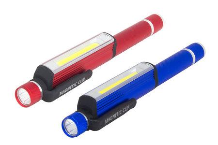 FLASHLIGHT/TASK LIGHT COMBO