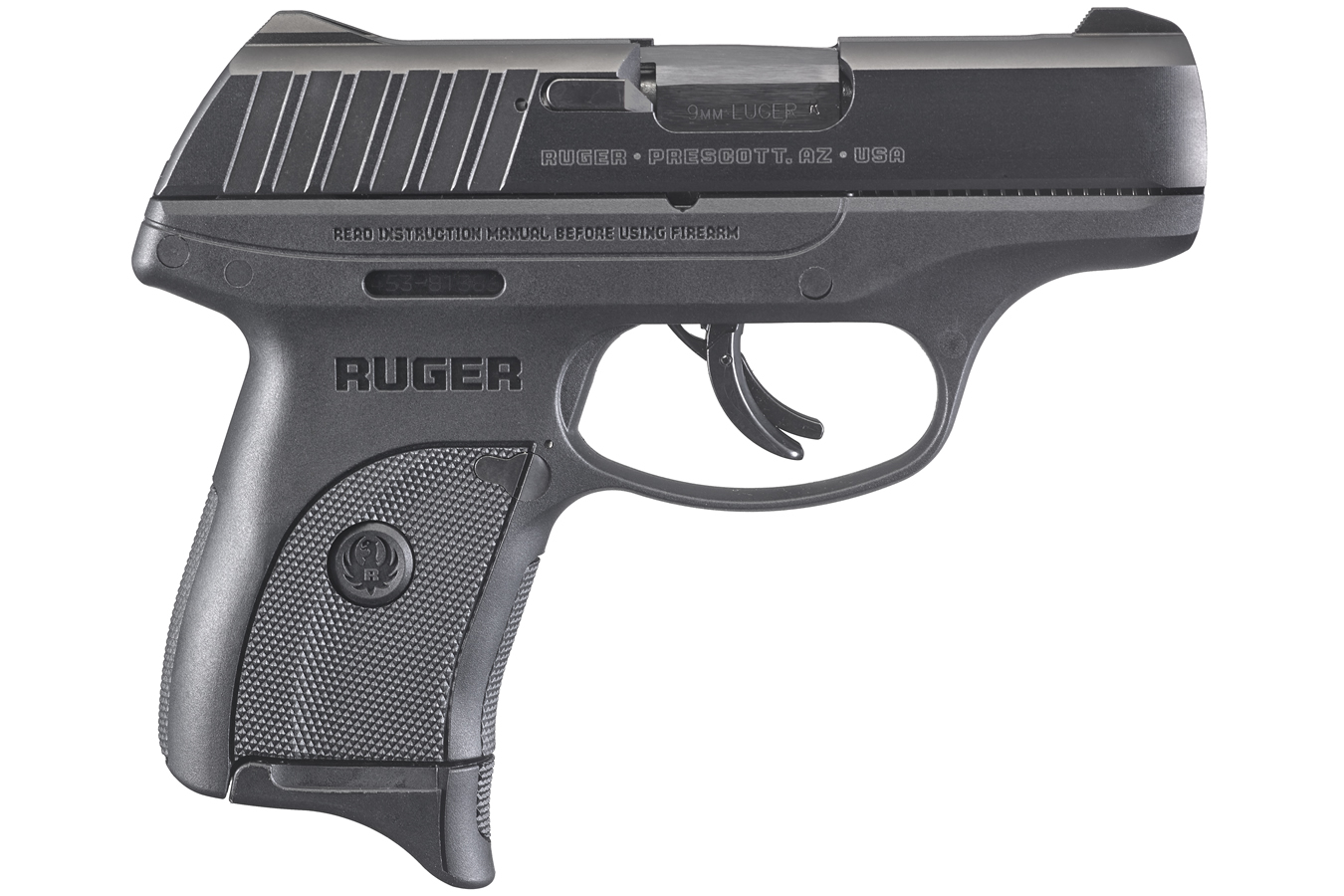 No. 5 Best Selling: RUGER EC9S 9MM STRIKER-FIRED PISTOL
