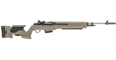 SPRINGFIELD M1A LOADED 6.5 CREEDMOOR FDE