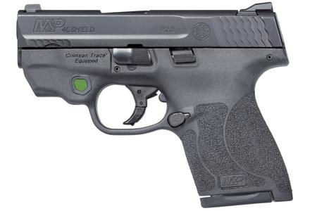SMITH AND WESSON MP40 SHIELD M2.0 40SW GREEN CT LASER