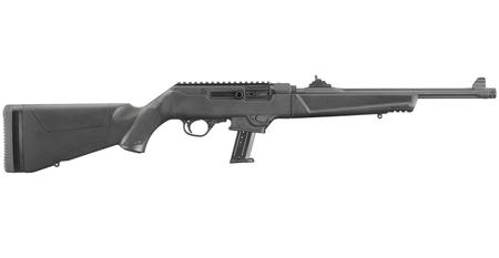 RUGER PC CARBINE 9MM WITH THREADED BARREL