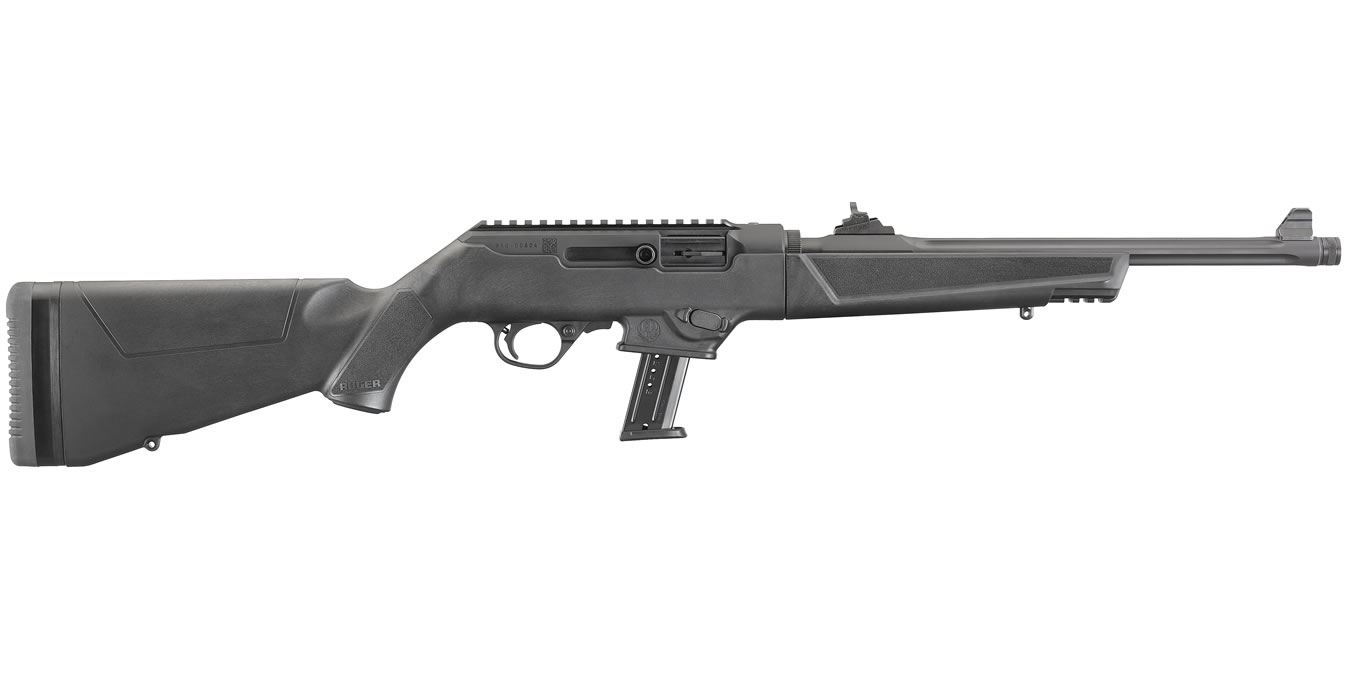 PC CARBINE 9MM WITH THREADED BARREL