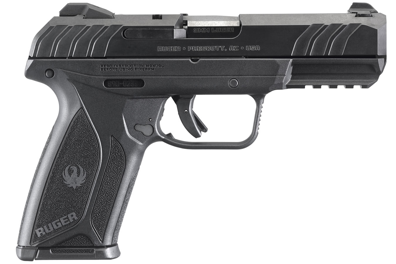 No. 18 Best Selling: RUGER SECURITY-9 9MM PISTOL