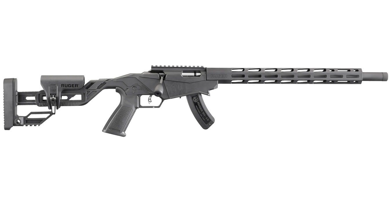 ruger precision rimfire 22lr bolt action rifle sportsman s outdoor