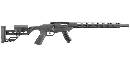 PRECISION RIMFIRE 22LR BOLT-ACTION RIFLE