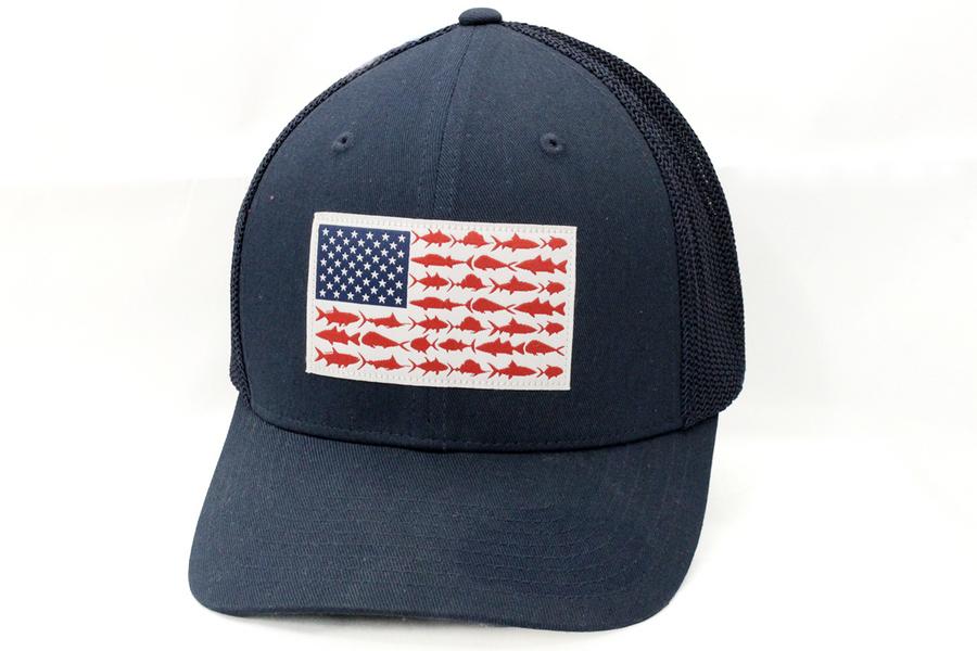 4efe8824d03 Columbia PFG Mesh Ball cap