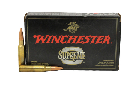 Winchester 308 Win 168 gr BTHP Match Police Trade Ammo 20/Box
