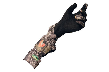 STRETCH FIT GLOVES W/ SUREGRIP