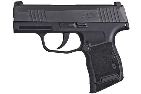 P365 9MM WITH 2 BOXES OF SIG AMMO