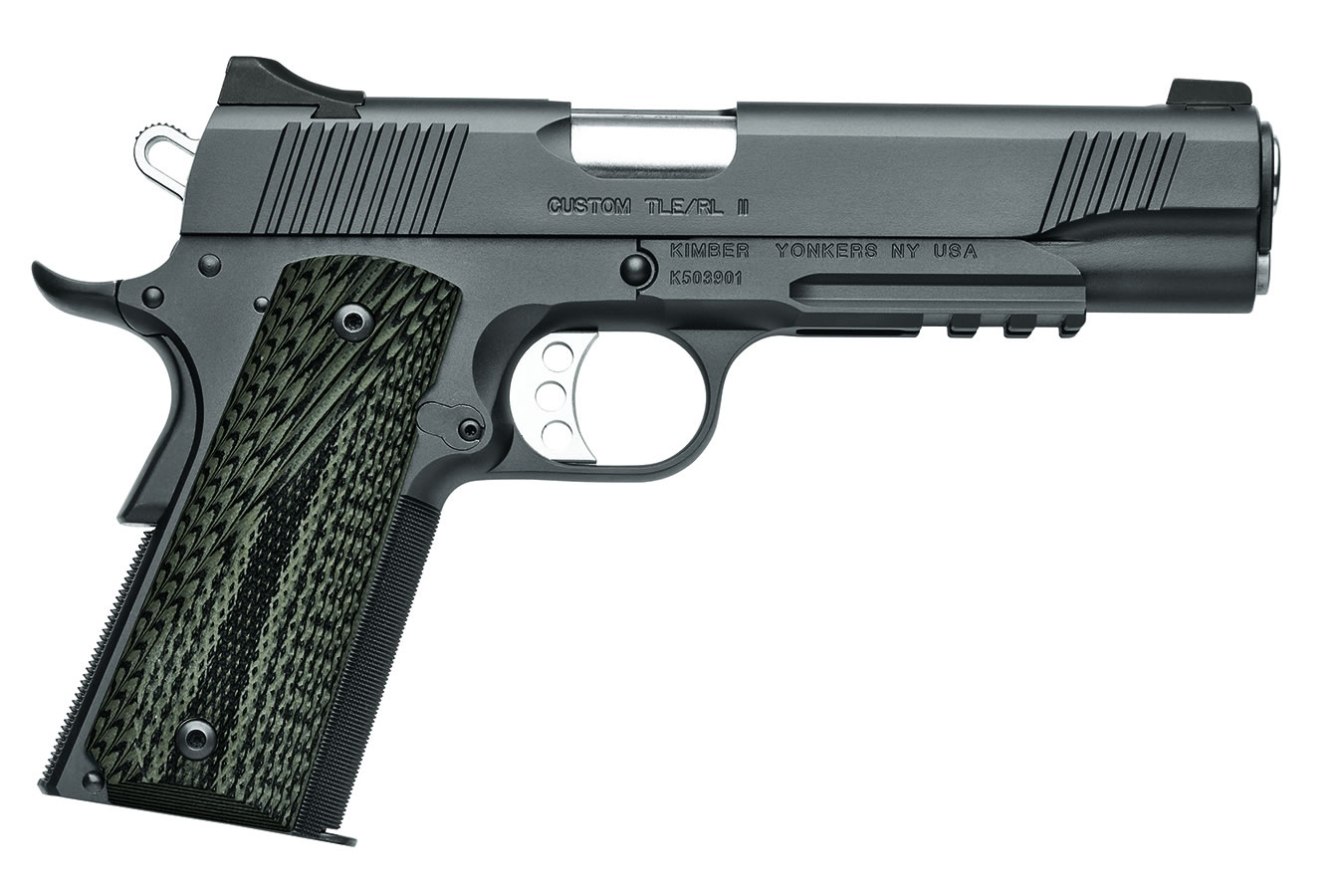 CUSTOM TLE/RL II 1911 10MM AUTO