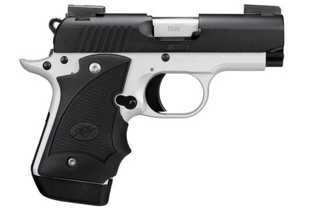 Kimber Micro 9 Two-Tone (DN) 9mm Carry Conceal Pistol with Truglo TFX Pro  Day/Night Sights