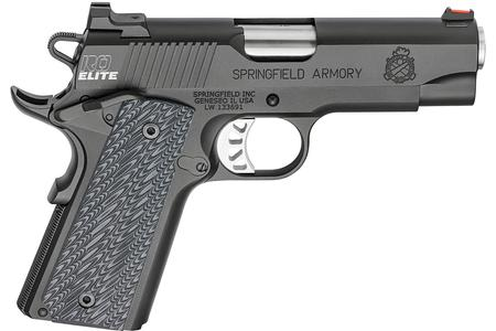 SPRINGFIELD 1911 RANGE OFFICER ELITE CHAMPION 9MM