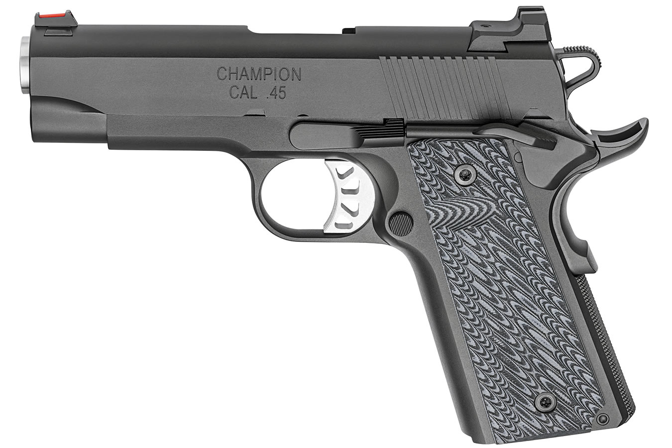 1911 Range Officer Elite Champion 45 ACP with 2 Magazines and Range Bag