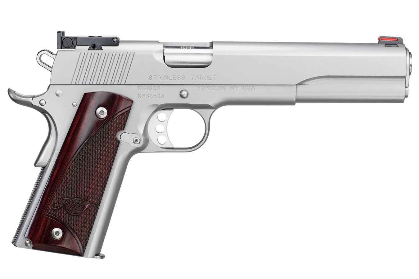 STAINLESS TARGET (LS) 45 ACP