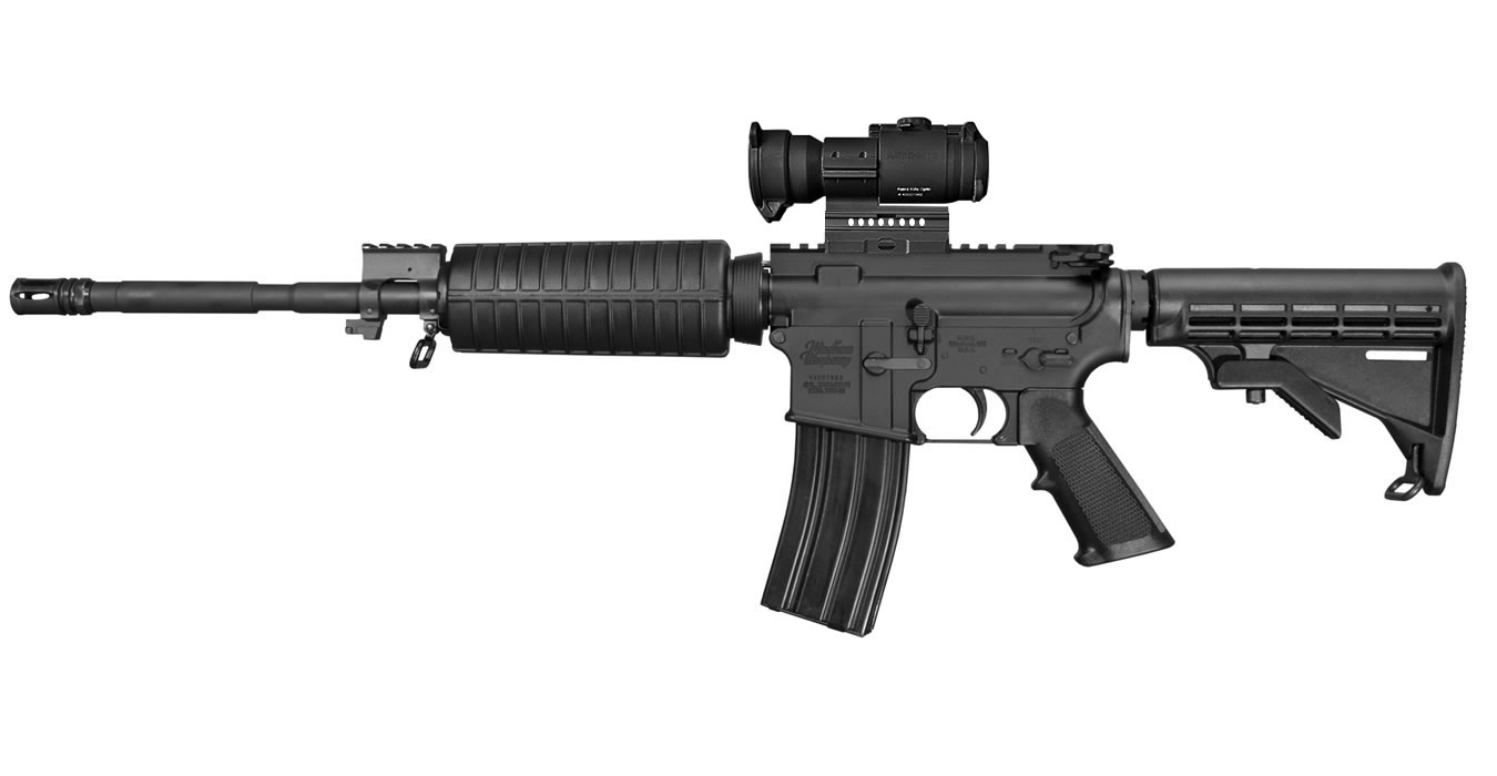 aimpoint ar pro rifles optic patrol sportsman gun rifle windham weaponry outdoor superstore