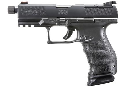 WALTHER PPQ Q4 TAC 9MM OPTICS/SUPPRESSOR READY