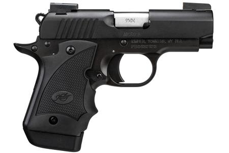 Kimber Micro 9 Nightfall 9mm Carry Conceal Pistol with Truglo TFX Day/Night  Sights