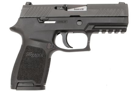 P320 COMPACT 9MM W/ NIGHT SIGHTS (LE)