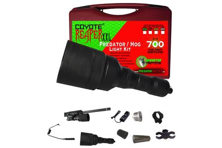 COYOTE REAPER XXL DOUBLE LED GRN/RED