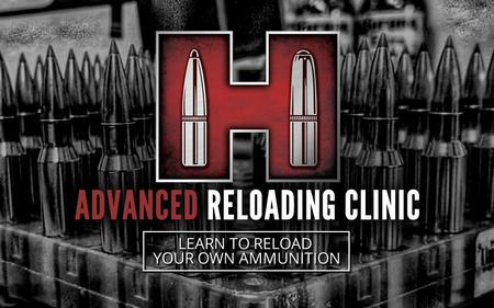 ADVANCED HORNADY RELOADING CLINIC